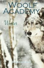 Woolf-Academy | Winter by maybelegends