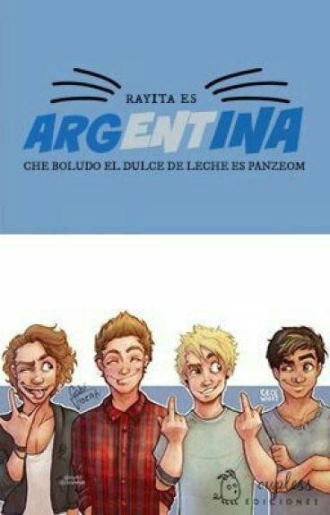 Rayita es...  ¡ARGENTINA!
