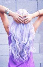A Garota do cabelo roxo by ForDreams