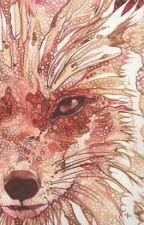 Красный Волк by Saharock1