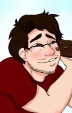 A Markiplierxreader by ChelseaFangirl