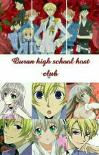 Ouran Hihg School Club Y Yo by yuuhi16