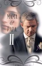 Mama & Papa II (Johnlock) by MyGayUniquecorn