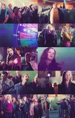 Pitch Perfect (Barden Bellas x Treblemakers ...  Pitch Perfect (...
