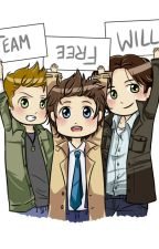Supernatural x Reader by The_Bookworm_Life