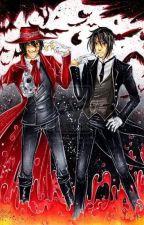 Conociendo a los vampiros (Hellsing y Kuroshitsuji) by Scriptainter