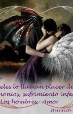 Mi Angel De Vida, Tú Angel De Muerte by Yami15Guerrero
