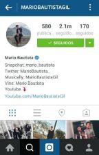 instagram (mario bautista & tu) by cotii036