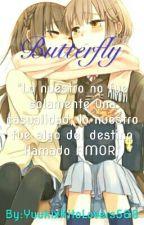 BUTTERFLY ( YURI ) by YuukixKitoLovers568