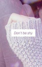 Don't be shy (Vrene Fanfiction) by KpopLibrary