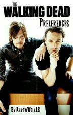 The Walking Dead Preferences by ArrowWolf13