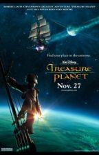 Into Oblivion: Treasure Planet by generatingdreams