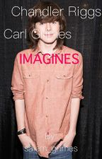 Carl Grimes/Chandler Riggs Imagines by salem_grimes