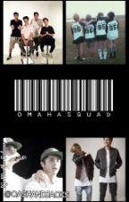 Omaha Squad Chats Entre Fans by cashandjacks