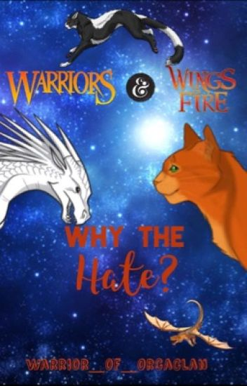 Warrior Cats Jayfeather Wings Of Fire and Warr...