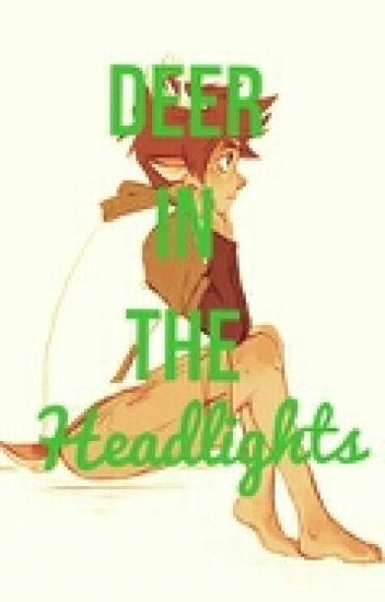 Deer In The Headlights (Hybridstuck DirkJake)