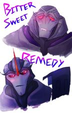 Bittersweet Remedy (Megatron/Starscream - TFP fanfic) by ScorchleDragon