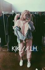 KIK //l.h. by baddream__