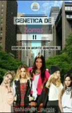 Genética De Zorras ll Edición Norte América by MarcelaIdrobo