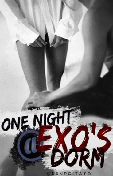 [SMUT] One Night @ Exo's Dorm