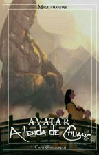 Avatar: a lenda de Chuang by mikalumartins