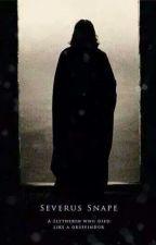 Just A Simple Wish || Snape [Zawieszone] by kimm129