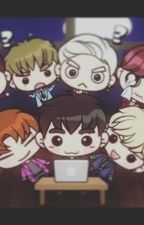 Got7 family by cathyfu