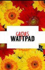 capas wattpad [fechado] by Sarradaloveon