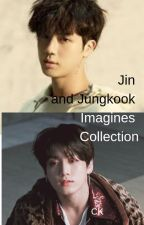 Jin and Jungkook Imagines Collection (BTS) (JinKook, NamJin, Vkook, JinMin.) by GlamArmyGirl93