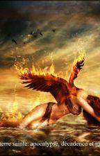 Guerre sainte: apocalypse, décadence et moi: réécriture disponible début octobre by zunic310