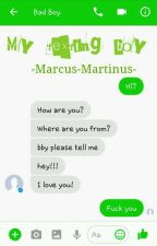 My texting boy(sk) by -Marcus-Martinus-
