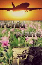 Orchid Plane by Elizabeth676