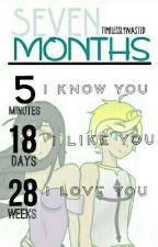 seven months → garmau au by timelesslywasted