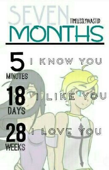 seven months → garmau au