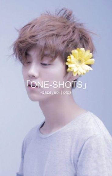 one-shots   v.k & c.b