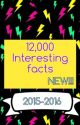 12,000 Facts , Jokes and Scary Stories by HusanDhillon