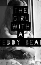 The Girl With A Teddy Bear by cylabaine