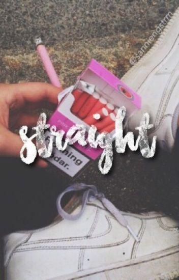 straight ; nouis (book 1) ✅