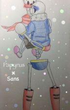 Unknown Love {Sans x Papyrus} by Popal_Opal