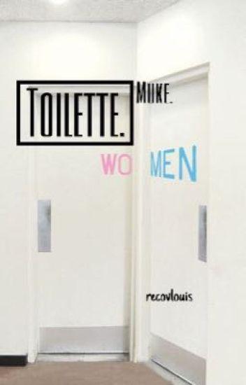 Toilette ; muke