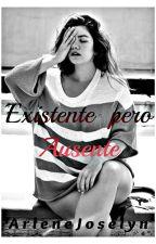 Existente pero Ausente. by arlenejoselyn