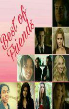 Best of Friends by TvdKolfan99