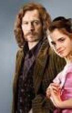 Sirius e Hermione by carolinaanastacio
