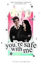 You're Safe with Me [Remus Lupin CZ] by AdamovskaAmi