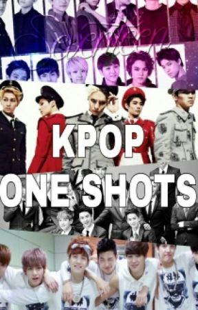 KPOP Fanfic OneShots !! EXO, SHINee, BTS, SEVENTEEN - Middle