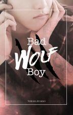 Bad Wolf Boy { CHANBAEK } by nobarabyakko