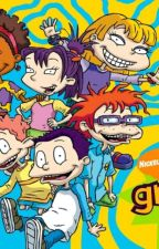Rugrats all Grown Up: My Friend From Tokyo by tsumesakamea