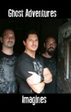 Ghost Adventures Imagines by AbigailKnowles