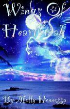 Wings Of Heartbreak: A Magic Animal Club Fanfic by Dark_Diamond_16