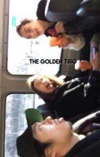 The Golden Trio ↬ Teen Wolf. by judesphoenix